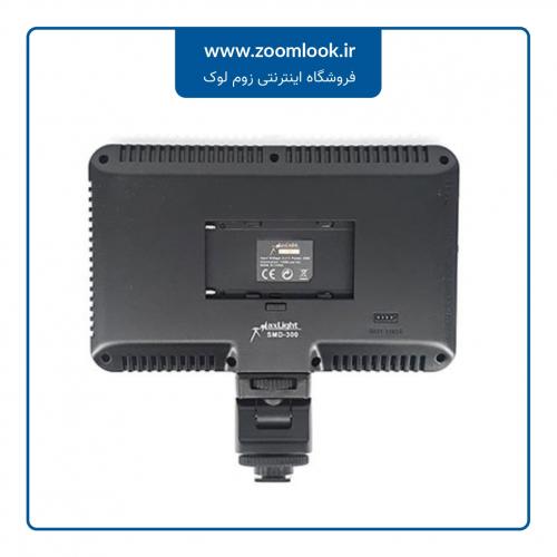نور ثابت مکس لایت Maxlight SMD300 LED Video Light