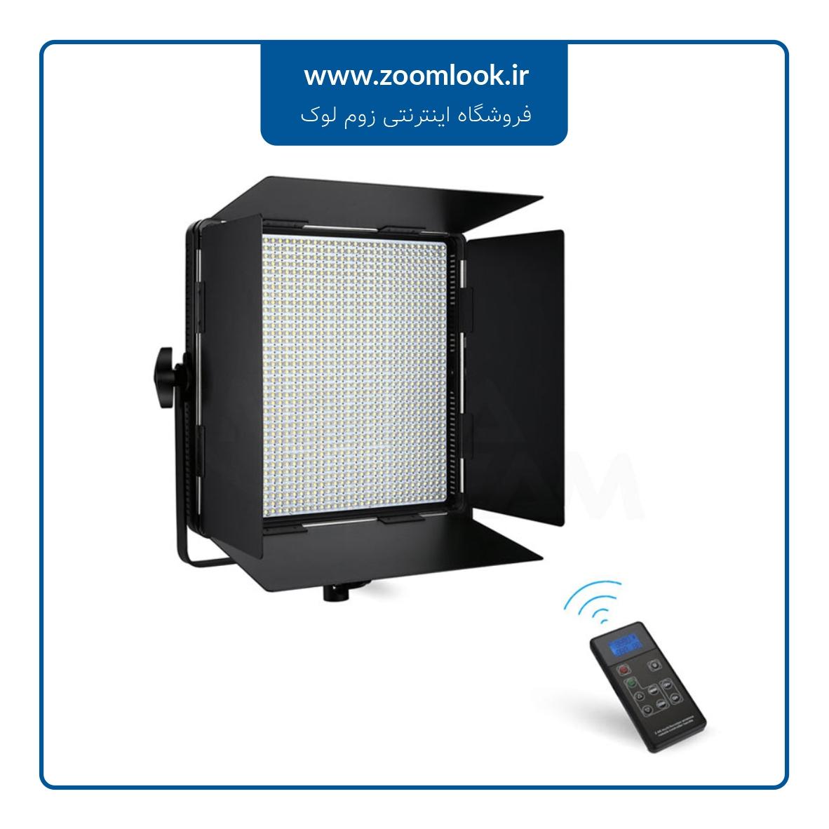 فلات نورثابت Professional LED-1296AS