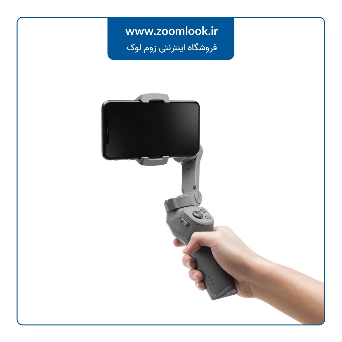 لرزشگیر اسمو موبایل DJI Osmo Mobile 3