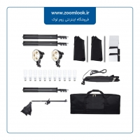 Continuous Lighting Kit 5 LAMPS