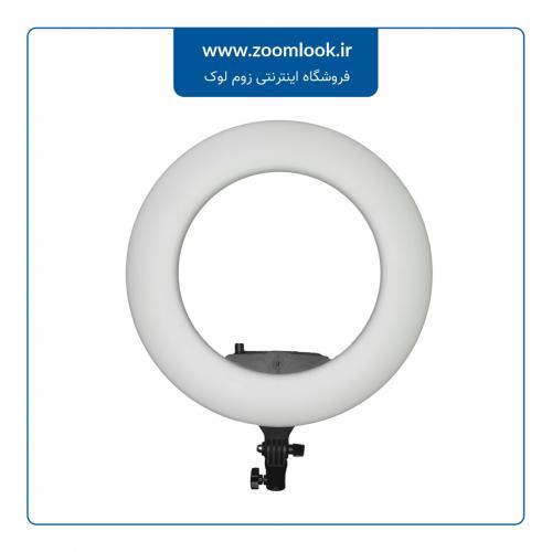 رینگ لایت حرفه ای Ring Light FE-480D با صفحه نمایش