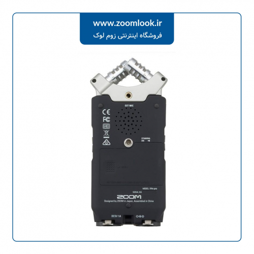 رکوردر صدا مدل Zoom H4N-Pro