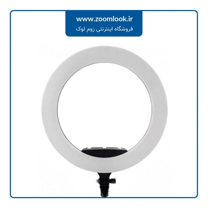 رینگ لایت عکاسی Ring Light KY-BK416 II با صفحه نمایش