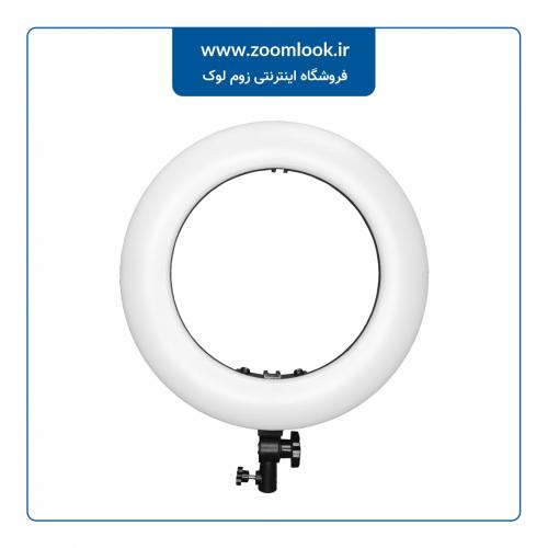رینگ لایت حرفه ای Ring Light LF 580 II با صفحه نمایش