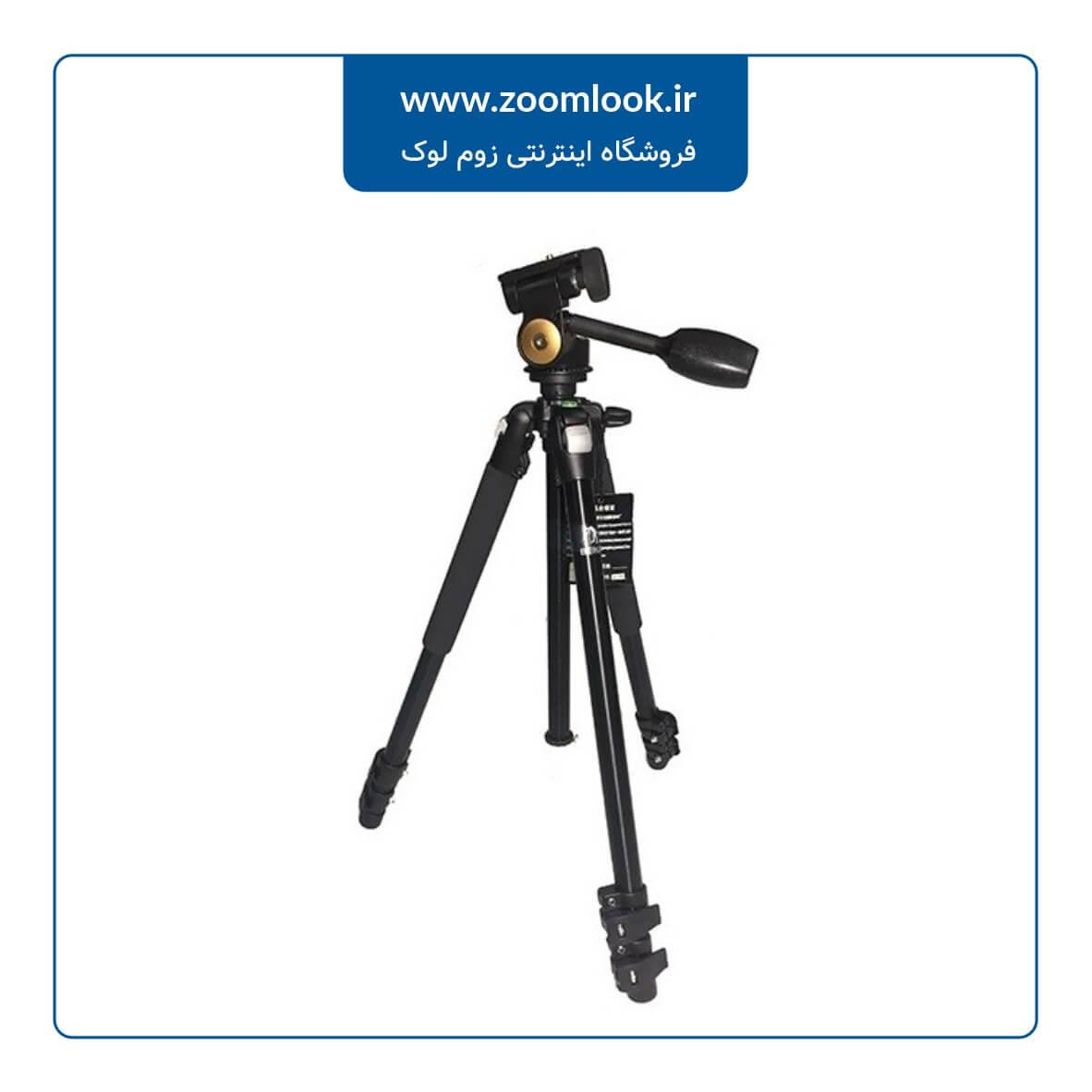 سه پایه دوربین بیک BEIKE BK-304
