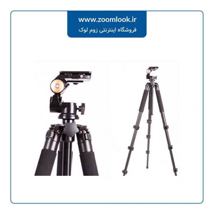 سه پایه دوربین بیک BEIKE BK-999 tripod