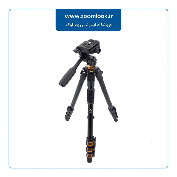 سه پایه دوربین بیک Beike Q161-A Tripod