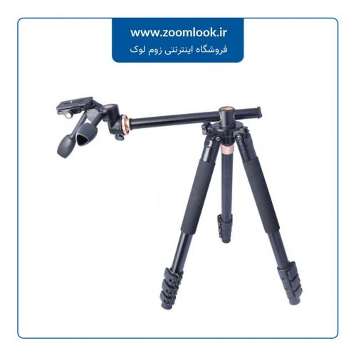 سه پایه دوربین بیک Beike Q720T Tripod
