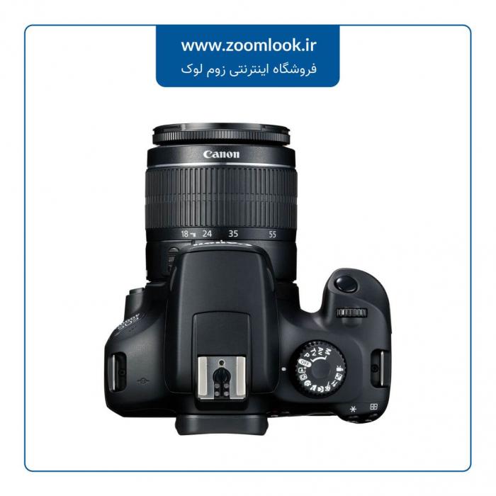 دوربین عکاسی کانن Canon EOS 4000D Kit EF-S 18-55mm IS II