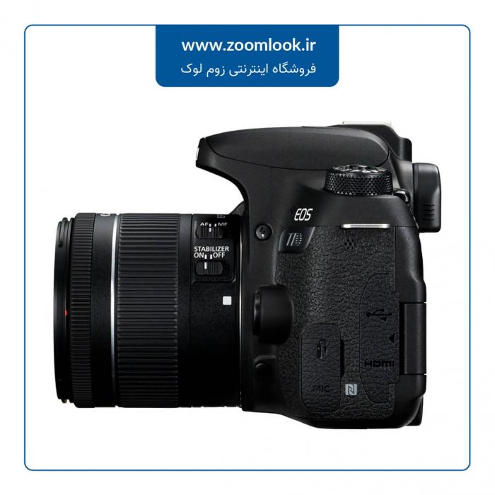 دوربین کانن Canon EOS 77D Kit 18-135mm IS USM
