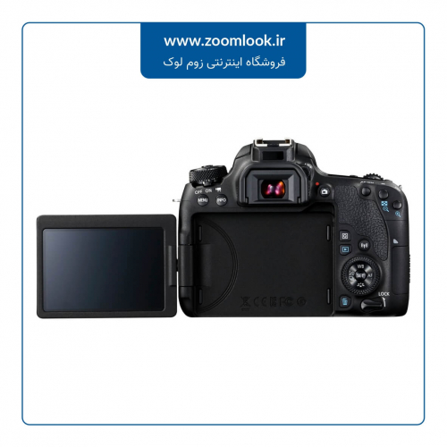 دوربین کانن Canon EOS 77D Kit 18-135mm IS USM