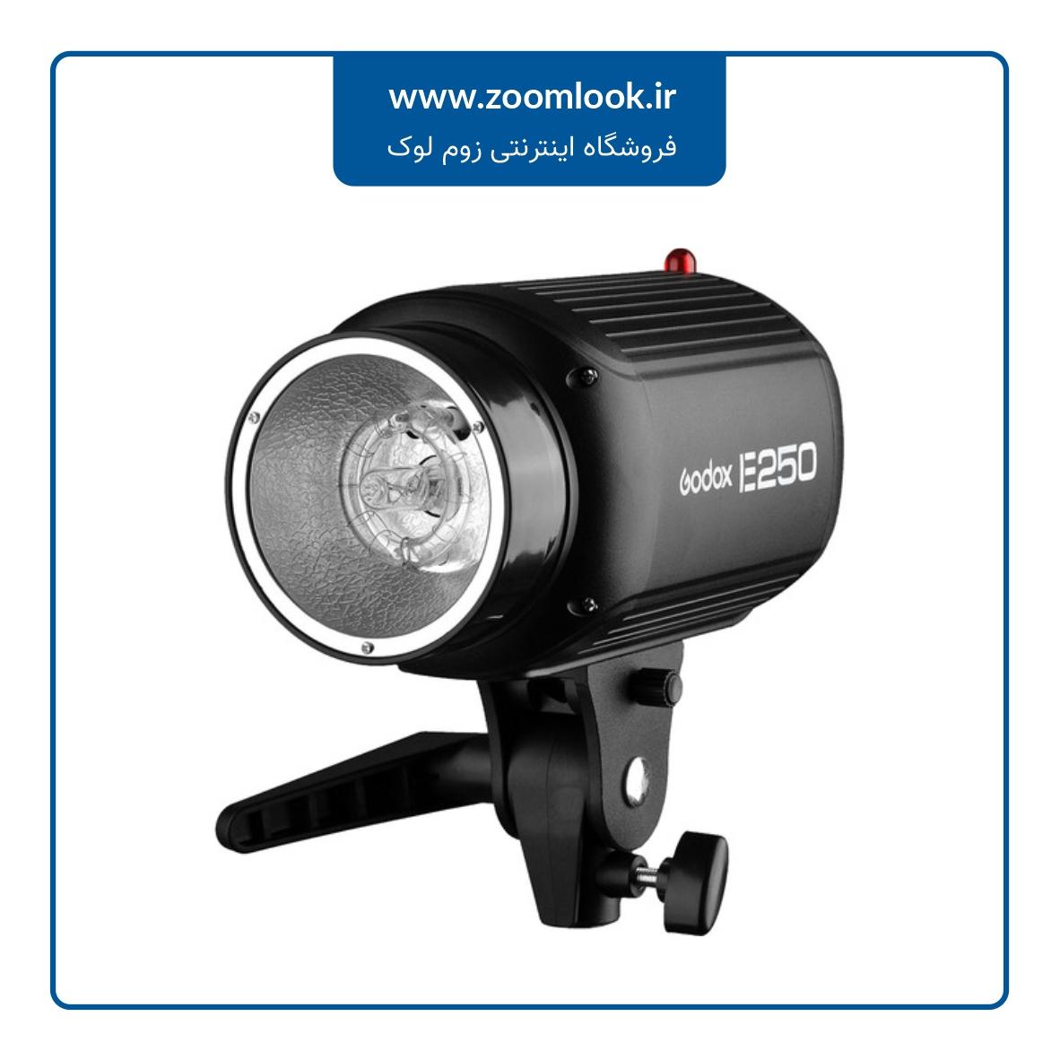 فلاش پرتابل گودکس Godox E250 Flash Head