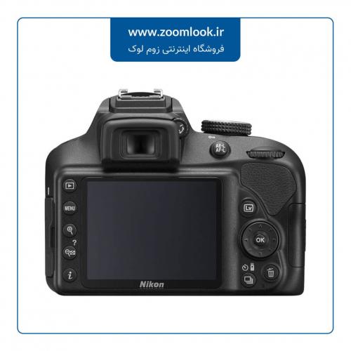 دوربین عکاسی نیکون Nikon D3400 Kit 18-55mm