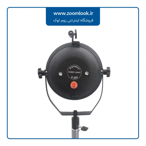 فلات نور ثابت Panasun S260-A video light