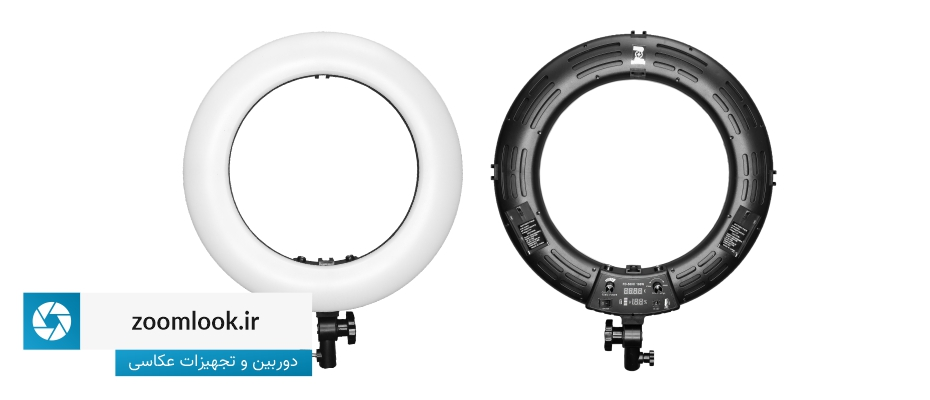 Ring Light FD-580 ll