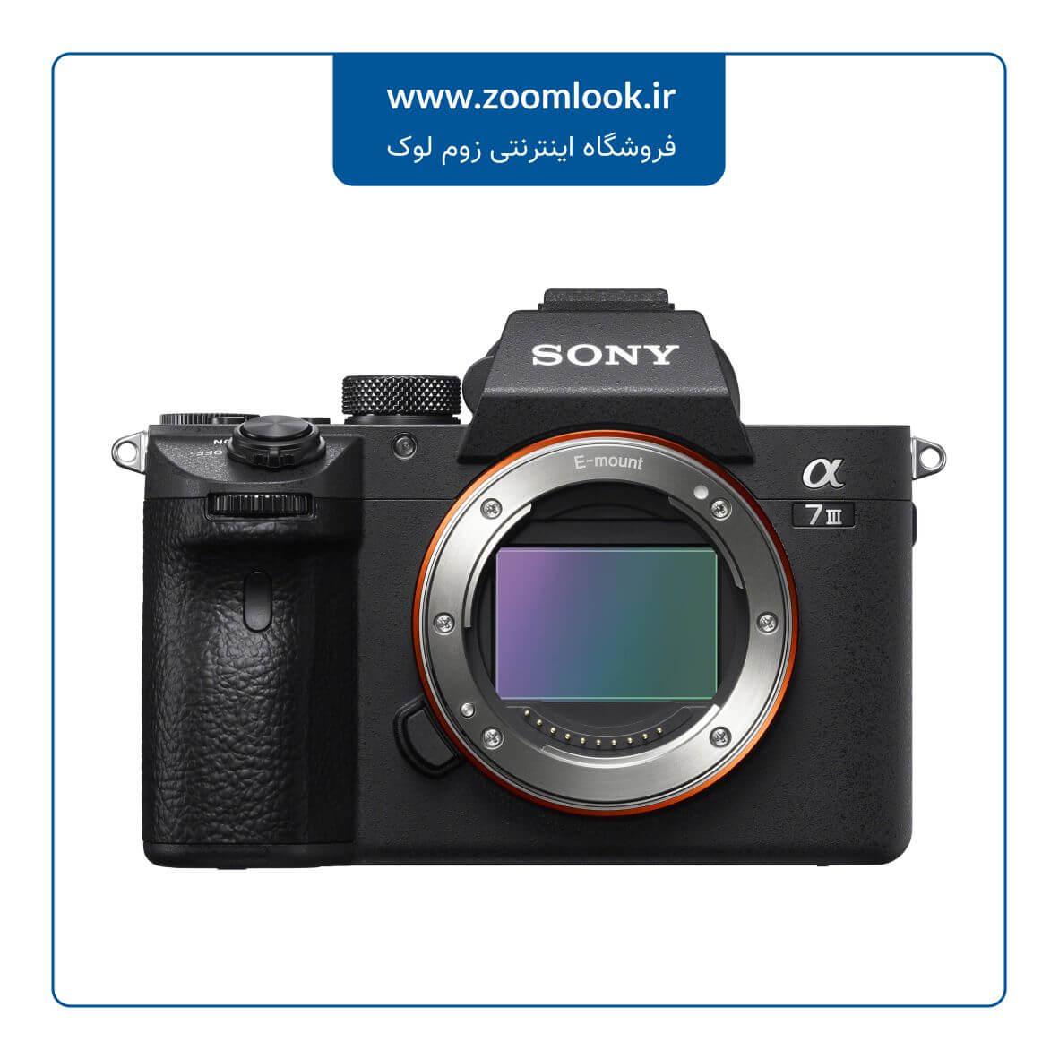دوربین سونی Sony Alpha a7 III Mirrorless Digital Camera