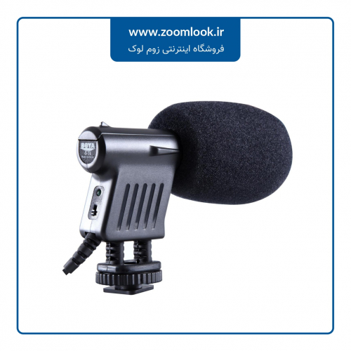 میکروفون مینی شاتگان بویا BOYA BY-VM01