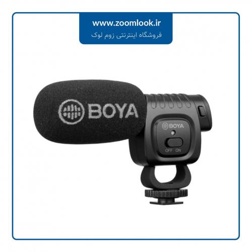 میکروفون شات گان بویا Boya BY-BM3011 Microphone