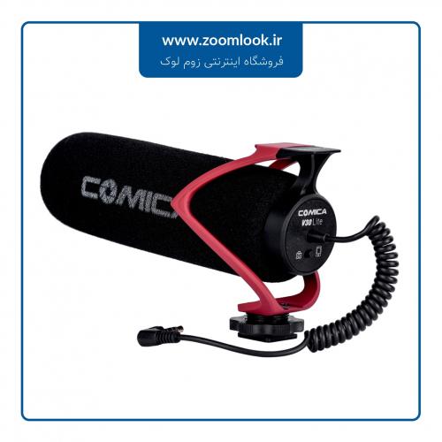 میکروفن شاتگان کامیکا Comica CVM-V30 LITE BR