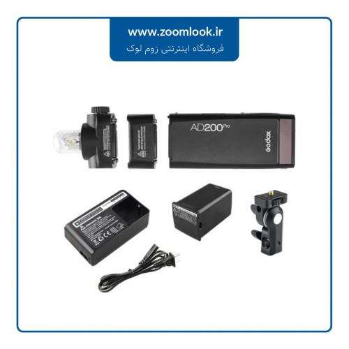 کیت فلاش گودکس Godox AD200Pro TTL Pocket Flash Kit