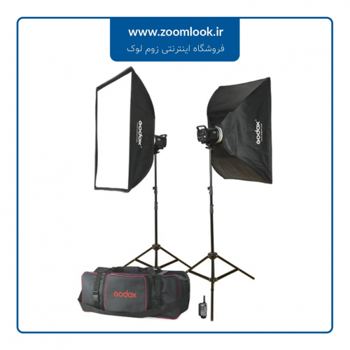 کیت فلاش گودکس Godox MS200-F 2 Monolight Kit