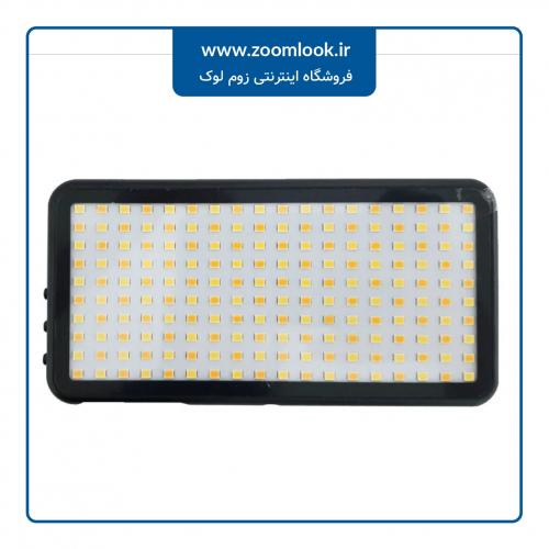 نور ثابت دی بی کی DBK Video Light SMD 180 LED