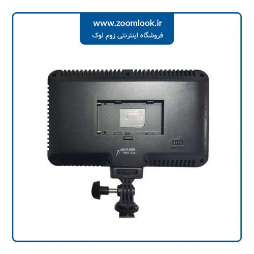 نور ثابت مکس لایت MaxLight SMD-432 Video Light