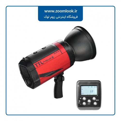 فلاش پرتابل نایس فوتو NiceFoto RQ600C Portable