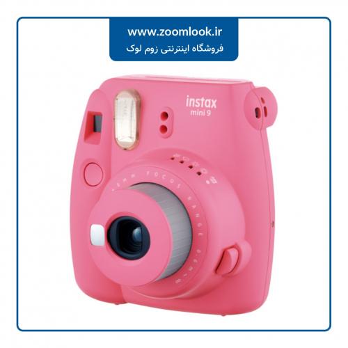 دوربین فوجی فیلم FUJIFILM INSTAX Mini 9 Flamingo Pink