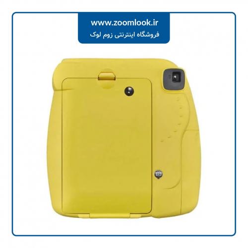 دوربین فوجی فیلم FUJIFILM INSTAX Mini 9 Yellow with Clear Accents